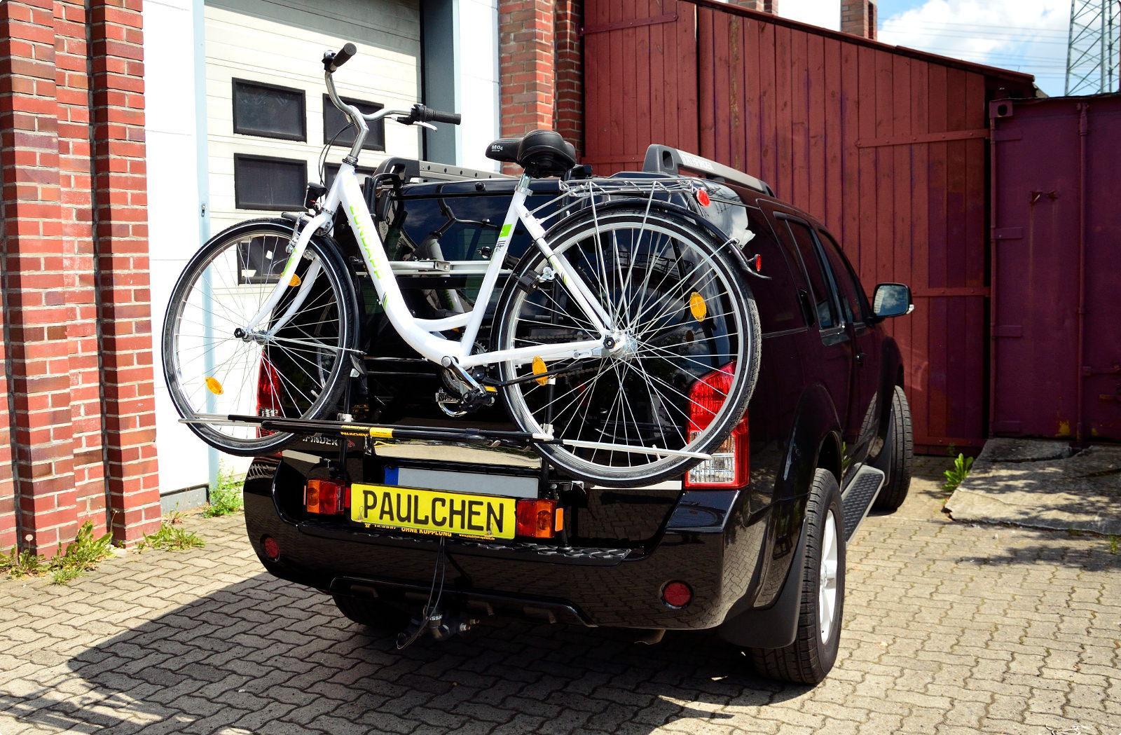 fahrradtr ger f r nissan pathfinder iii r51 paulchen. Black Bedroom Furniture Sets. Home Design Ideas