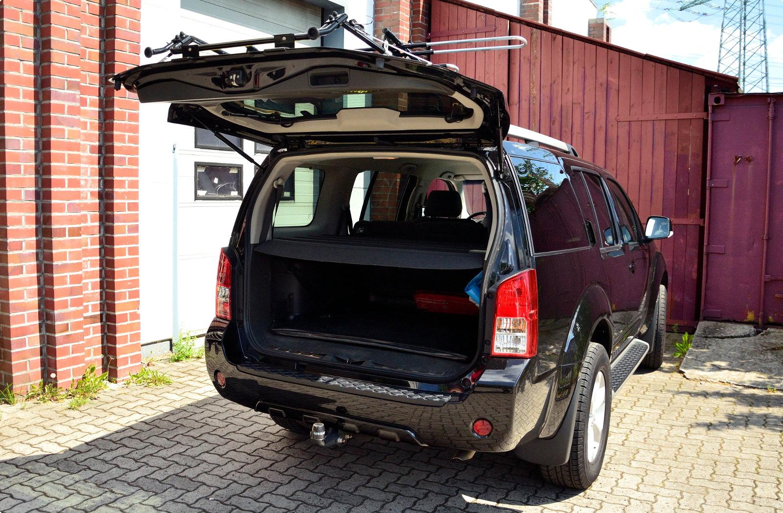 Bicycle Carrier For Nissan Pathfinder Iii R51 Paulchen