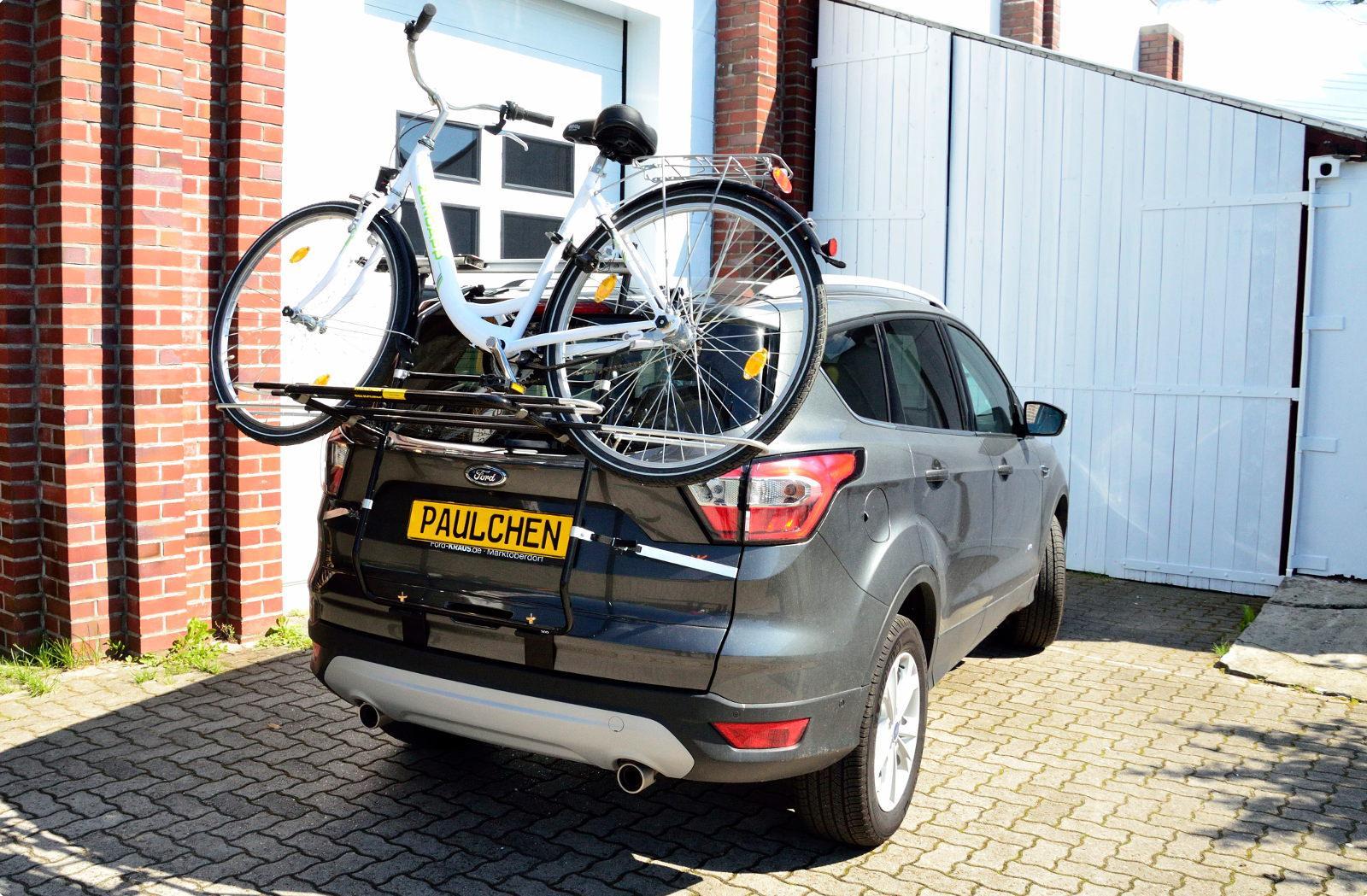 fahrradtr ger f r ford kuga ii facelift dm2 paulchen. Black Bedroom Furniture Sets. Home Design Ideas