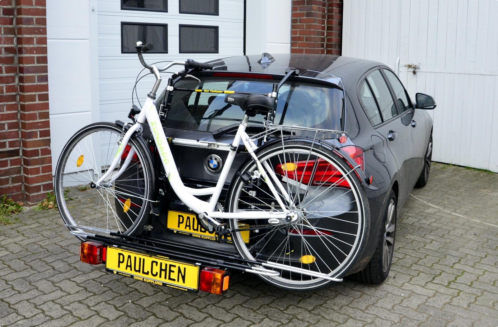 fahrradtr ger f r bmw 1er facelift f20 paulchen. Black Bedroom Furniture Sets. Home Design Ideas