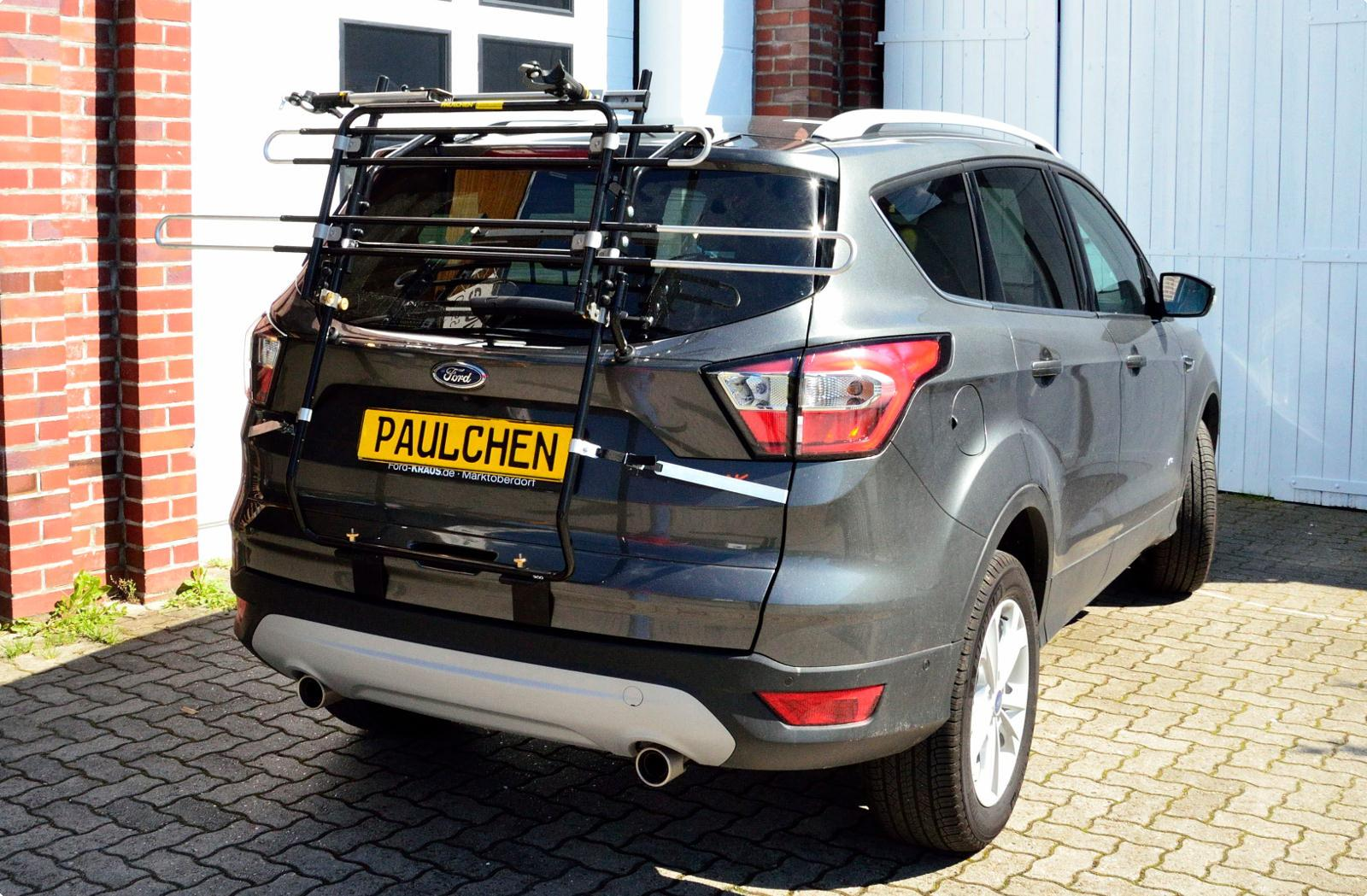 bicycle carrier for ford kuga ii facelift dm2 paulchen. Black Bedroom Furniture Sets. Home Design Ideas