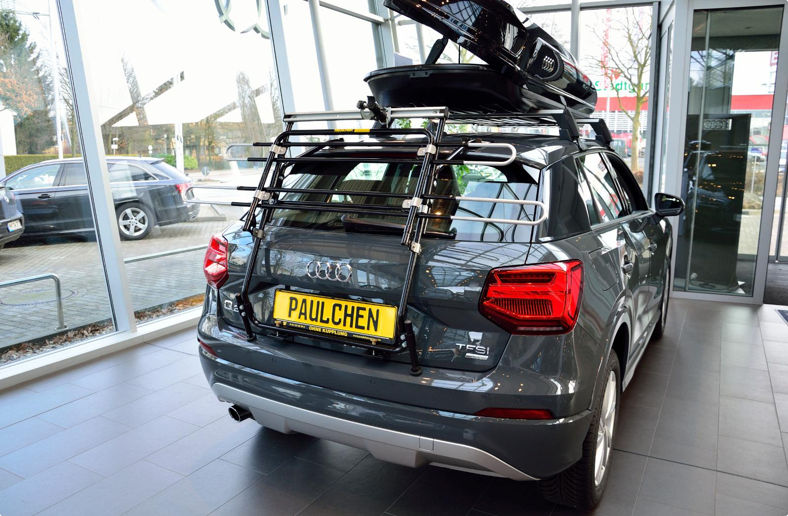 Bicycle Carrier For Audi Q2 Ga Paulchen Hecktr 228 Ger