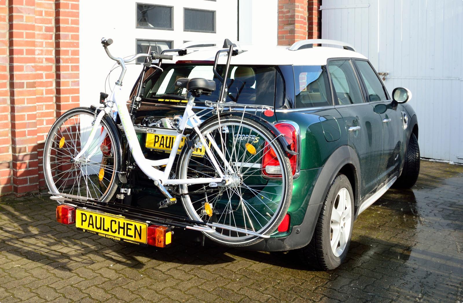 fahrradtr ger f r mini cooper s countryman f60. Black Bedroom Furniture Sets. Home Design Ideas
