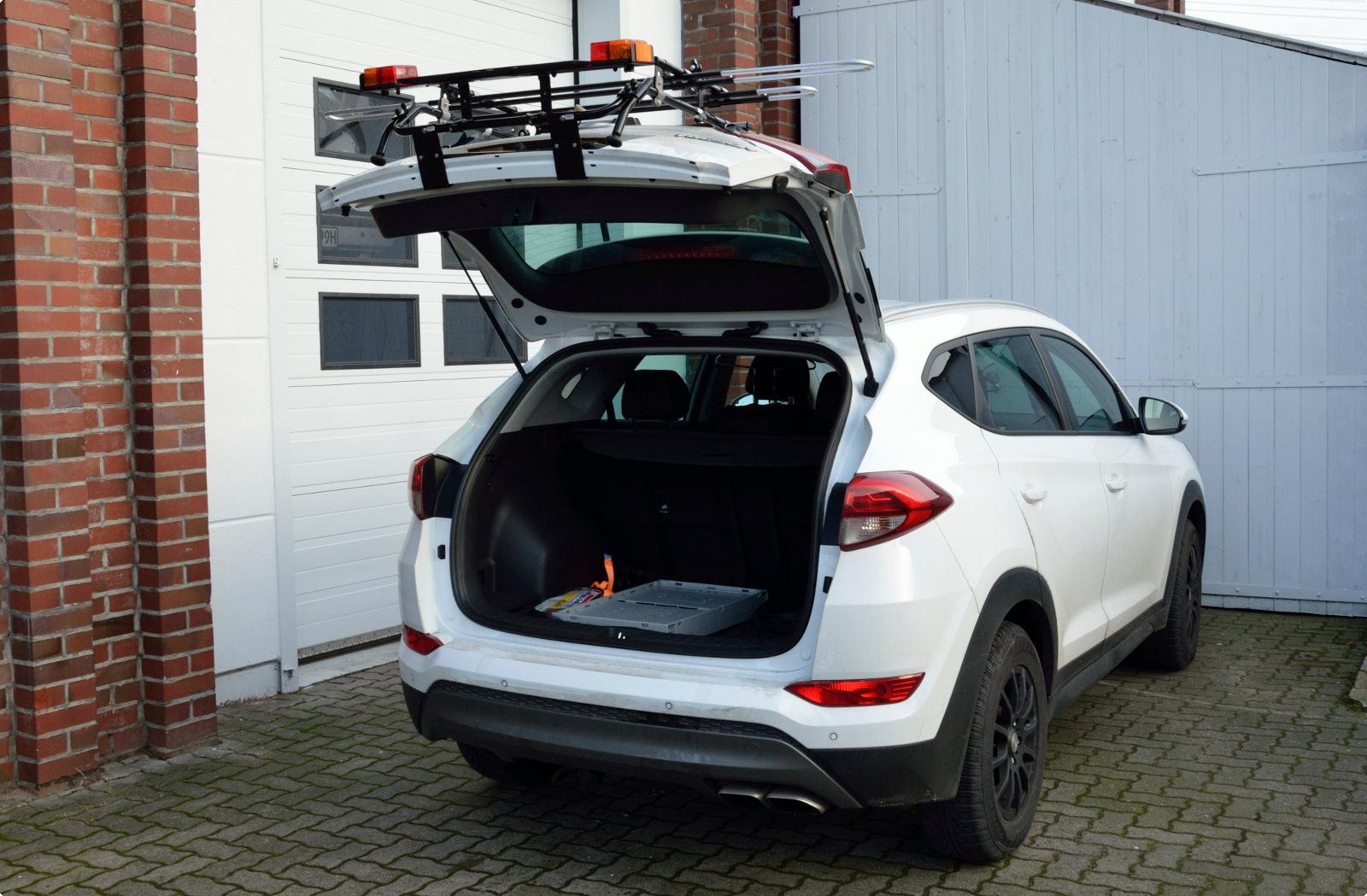 Bicycle Carrier For Hyundai Tucson Tl Paulchen