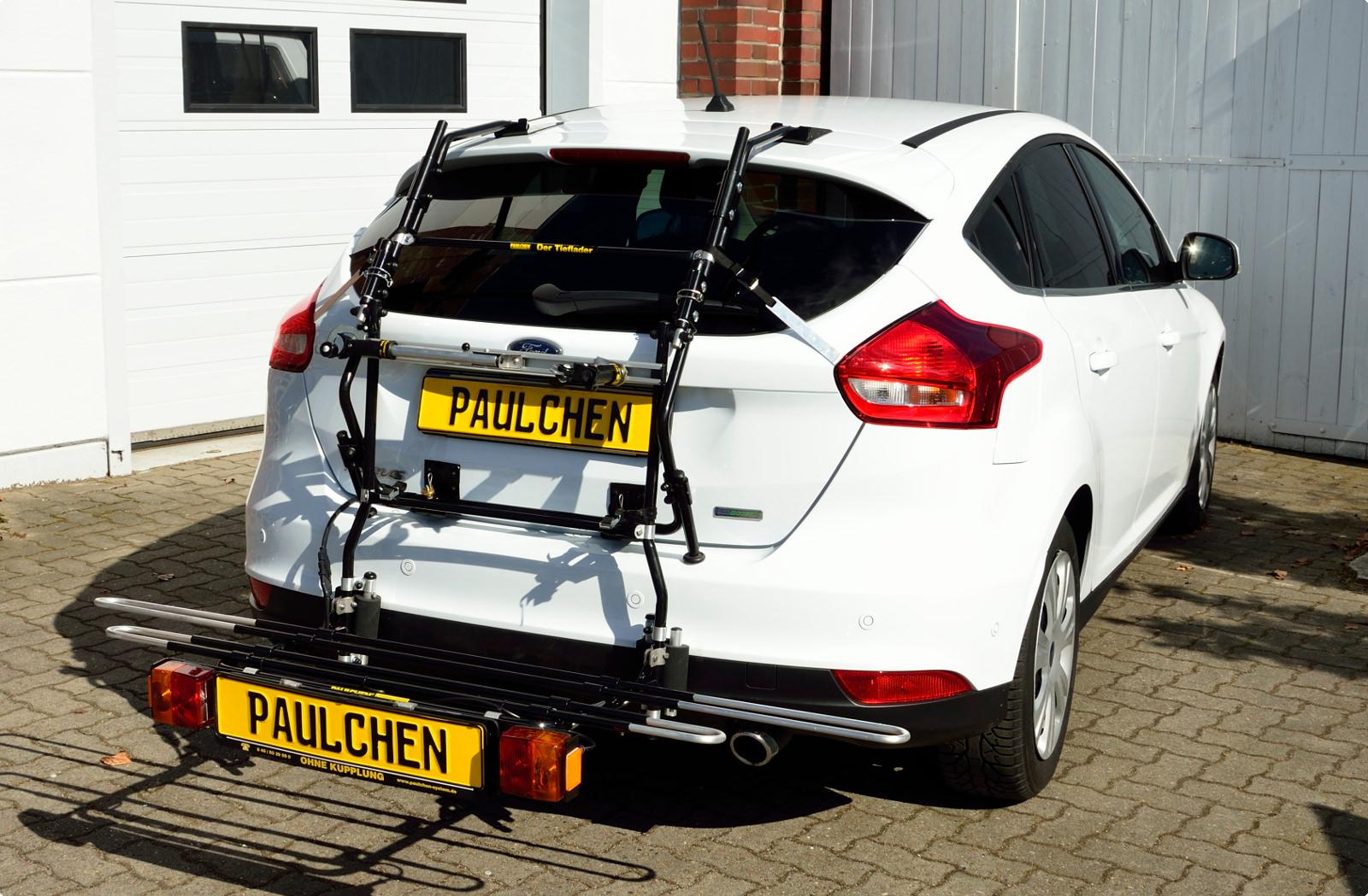 Bicycle Carrier For Ford Focus Iii Paulchen Hecktr 228 Ger