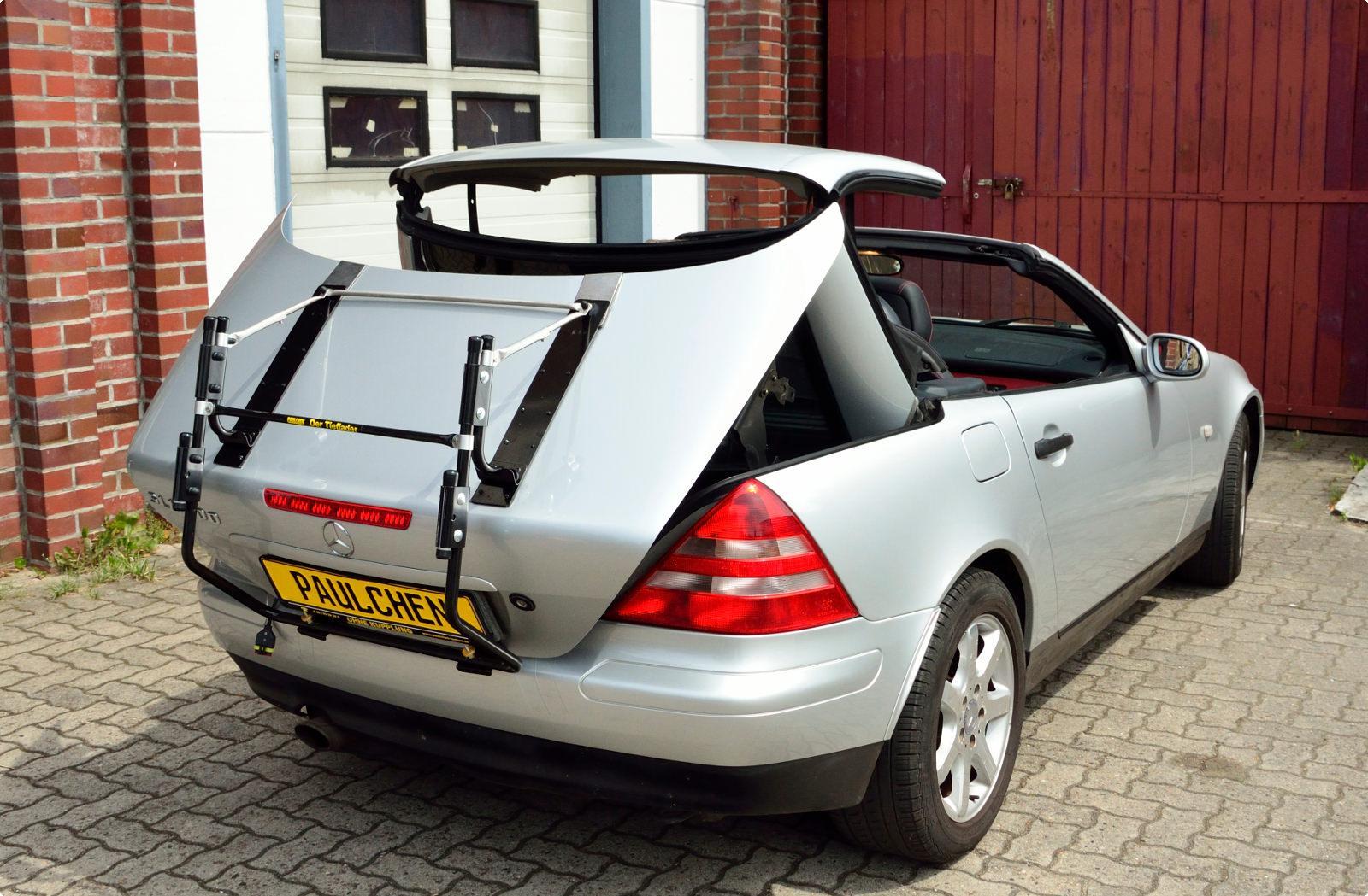 fahrradtr ger f r mercedes slk cabrio r170 paulchen. Black Bedroom Furniture Sets. Home Design Ideas