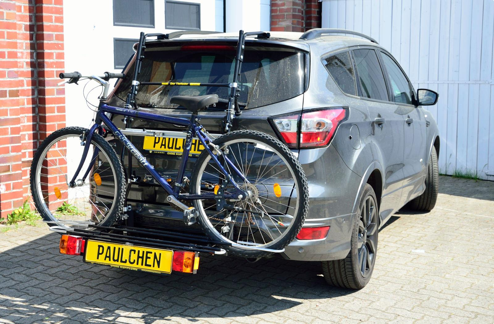 fahrradtr ger f r ford kuga ii facelift st paulchen. Black Bedroom Furniture Sets. Home Design Ideas