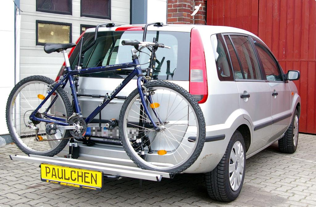 Ford Fusion Bike Carrier