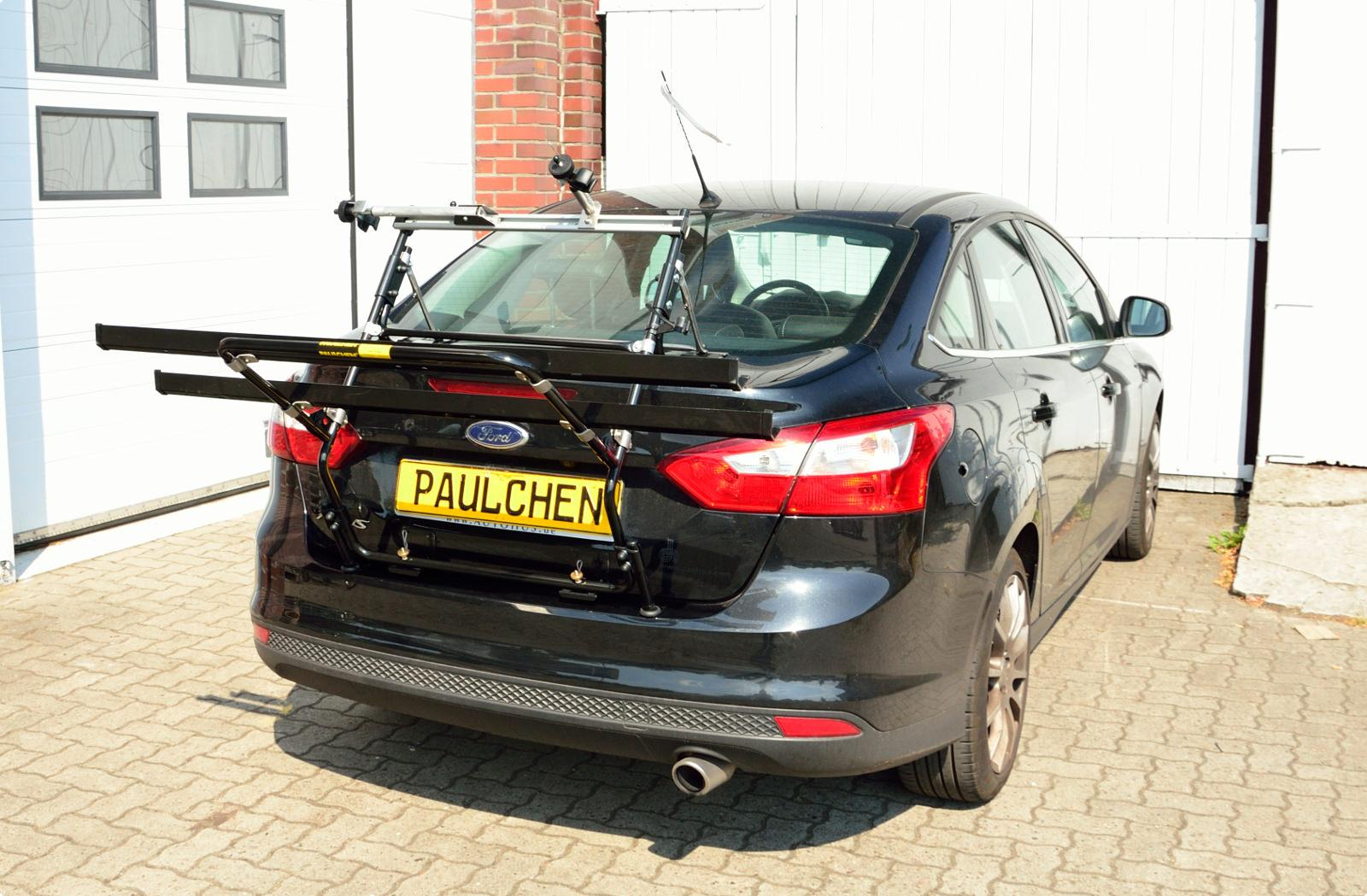 bicycle carrier for ford focus iii stufenheck paulchen. Black Bedroom Furniture Sets. Home Design Ideas