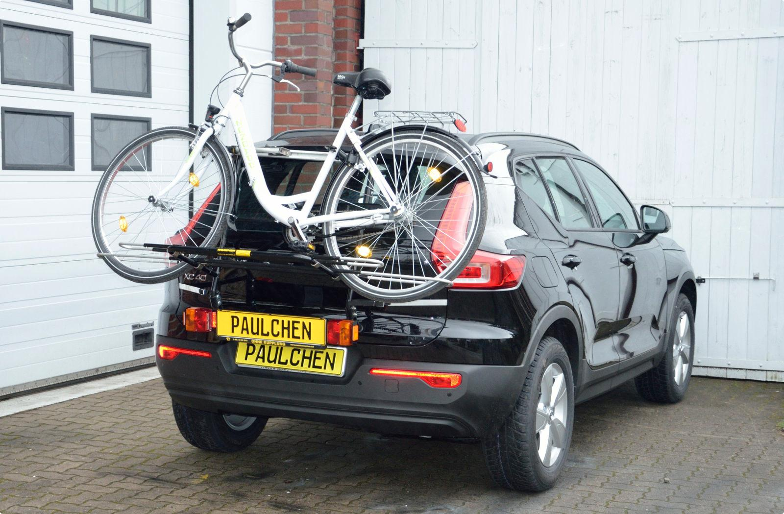 Bicycle carrier for Volvo XC40 (536) - Paulchen Heckträger
