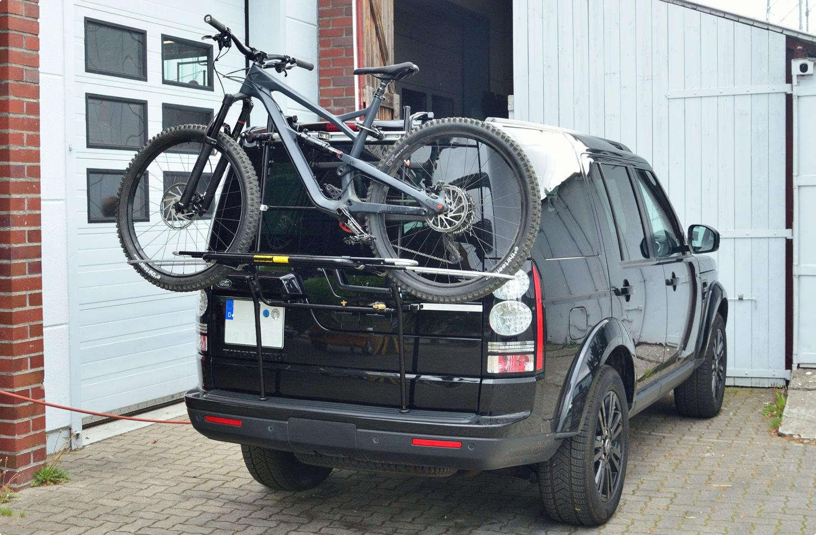 3 BIKE BICYCLE CARRIER//RACK 3 PIECE FOR LAND ROVER DISCOVERY ALL YEARS