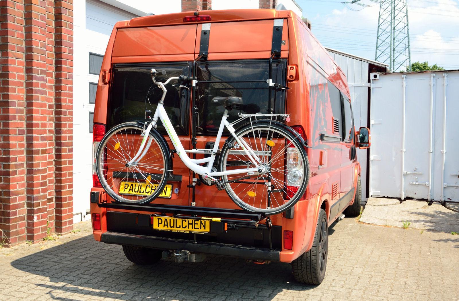 Fahrradtrager Fur Citroen Jumper Paulchen Hecktrager System