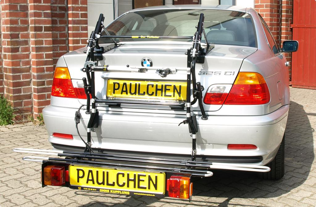 Bicycle Carrier For Bmw 3er Coupe E46 Paulchen