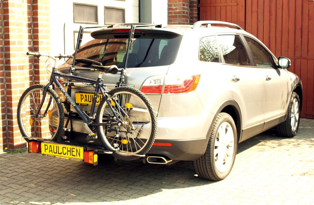 Mazda Cx 9 Bike Carrier