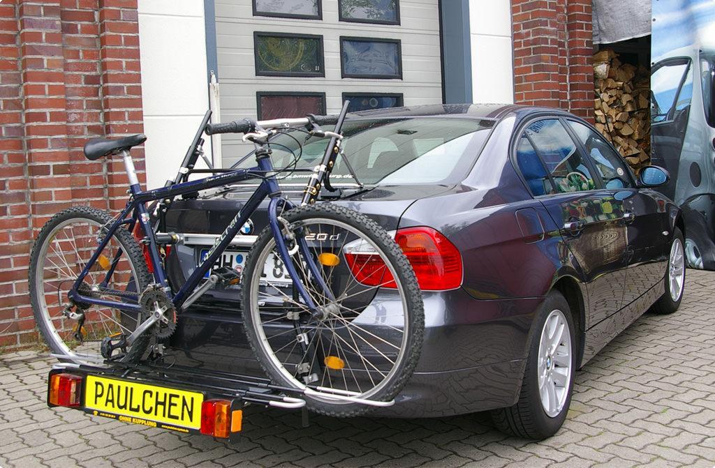 fahrradtr ger f r bmw 3er stufenheck e90 paulchen. Black Bedroom Furniture Sets. Home Design Ideas