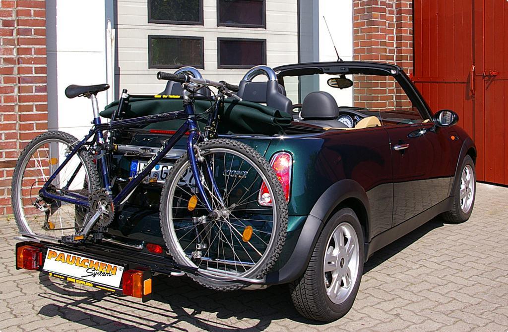 Fahrradträger Für Mini Cooper Cabrio Mini One Cabrio R52