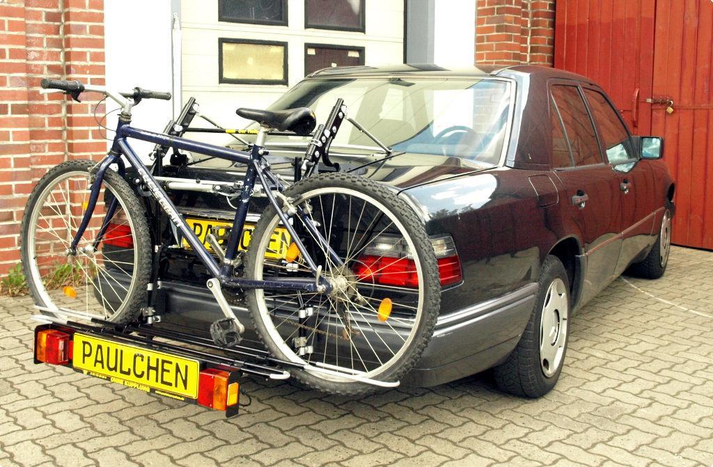 mercedes e klasse e modell bike rack paulchen. Black Bedroom Furniture Sets. Home Design Ideas