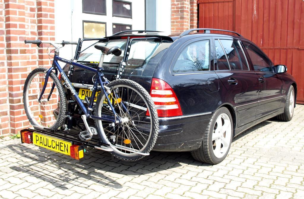 fahrradtr ger f r mercedes c klasse t modell s203. Black Bedroom Furniture Sets. Home Design Ideas