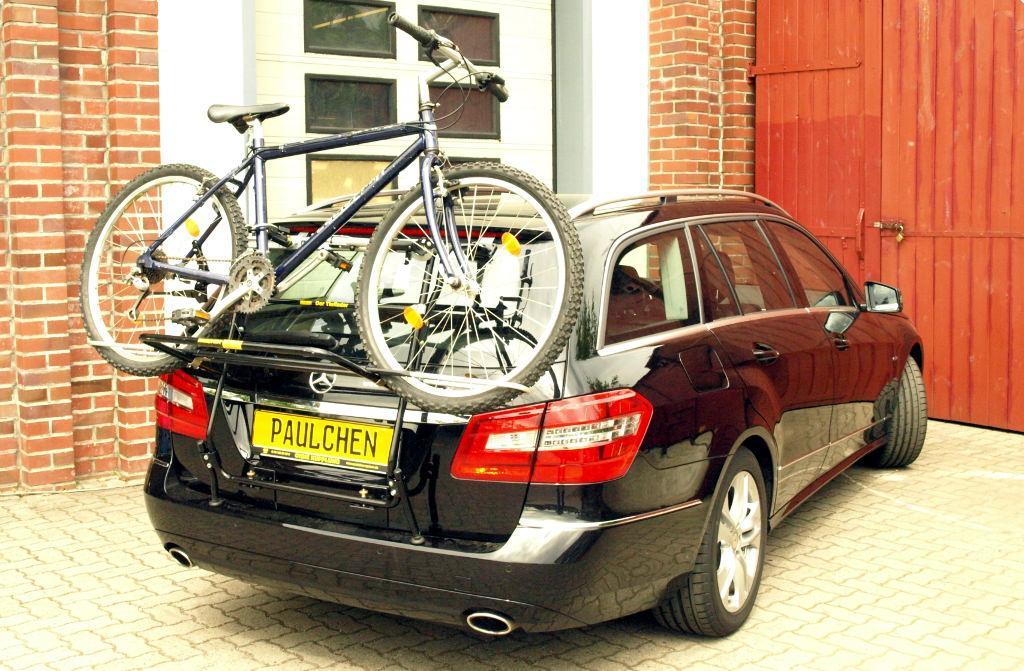 fahrradtr ger f r mercedes e klasse t modell s212. Black Bedroom Furniture Sets. Home Design Ideas