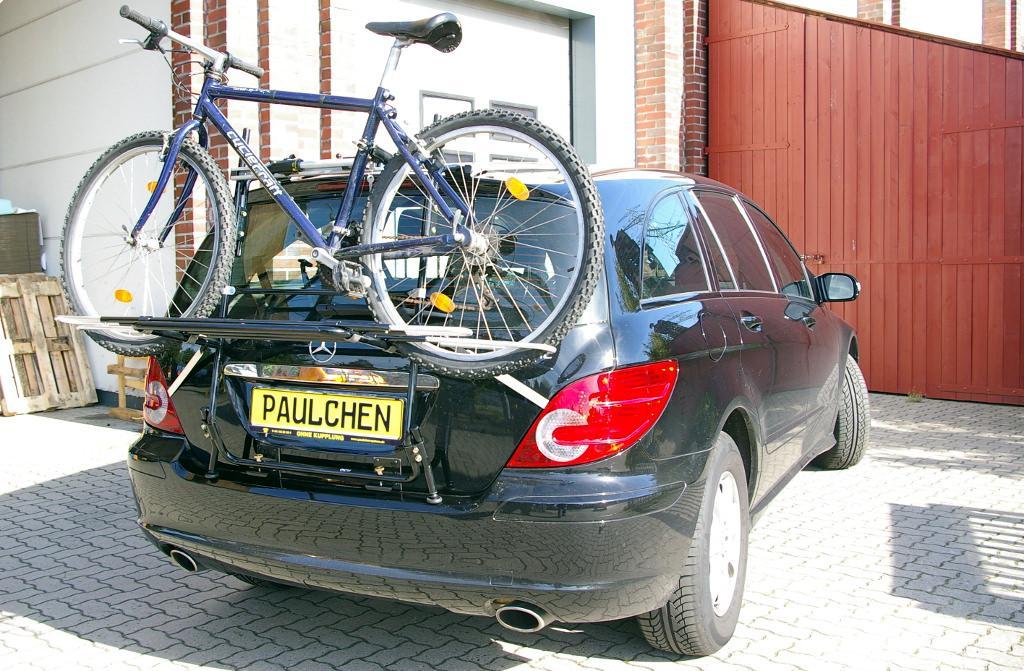 fahrradträger r-klasse
