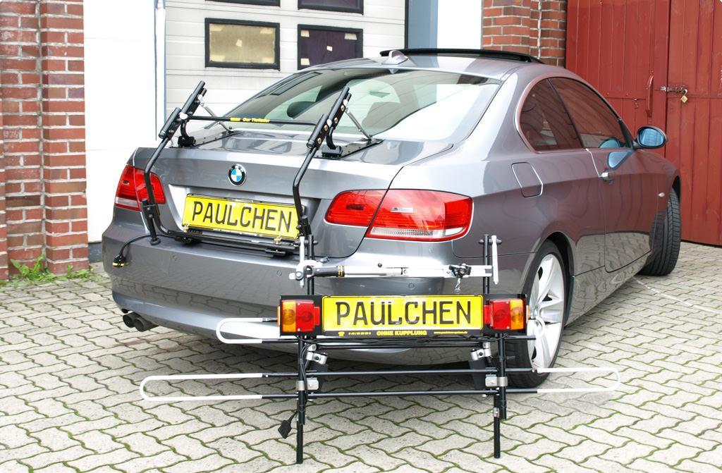 bicycle carrier for bmw 3er coup e92 paulchen. Black Bedroom Furniture Sets. Home Design Ideas