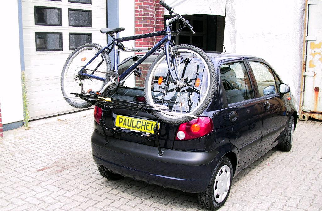 Daewoo Matiz Tow Ball 2 Bike Rack Carrier