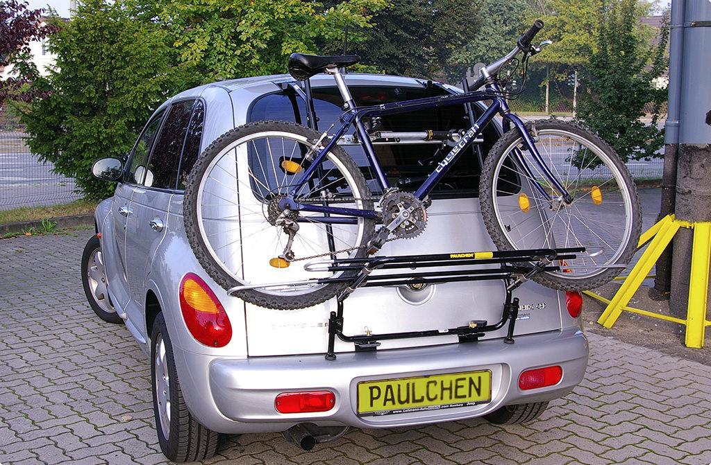 Bicycle Carrier For Chrysler Pt Cruiser Pt Paulchen