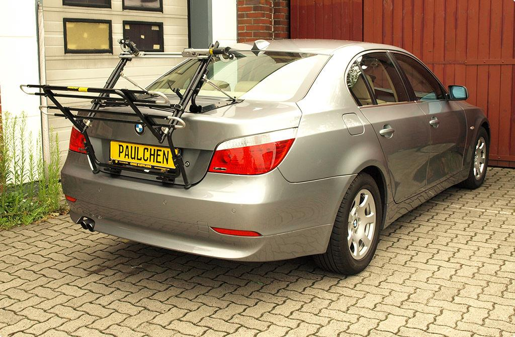Rear Mount for BMW 5 SERIES E60 SALOON 2 Bike  Carrier Car Cycle Rack