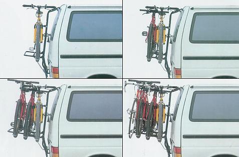 fahrradtr ger f r volkswagen paulchen hecktr ger system. Black Bedroom Furniture Sets. Home Design Ideas